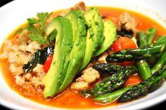 Paleo Red Thai Chicken Coconut Curry