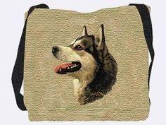 Alaskan Malamute Tote Bag - 17 x 17 Tote Bag by Pure Country. $32.30. Robert May dog tote. Robert May dog tote