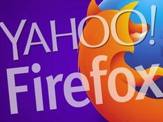 Well the first of December also formalizes Mozilla's new partnership with Yahoo which would now come into effect, and hence in this regard