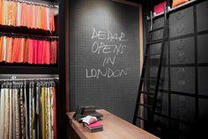 London Showroom #atelier #dedarmilano