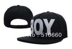 Free Shipping New Arrival Fashion Hip Hop BOY LONDON Boy Snapback in Black Baseball Caps Hats on AliExpress.com. $8.88