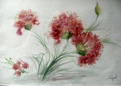 Claveles - artesanum com www.artesanum.com550 × 396Buscar por imagen ......................................... Estela Andrea Cuadro (pintura) - Buscar con Google