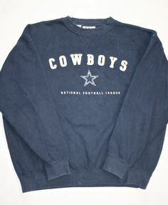 Vintage 90 s Lee Sport Weathered Dallas Cowboys Sweatshirt available at  VintageMensGoods on Etsy 0cdcb2015
