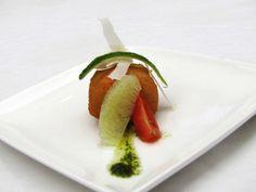Uno de nuestros platos estrella. Un delicado bocado, acompañado de verduras, que hizo la delicia de los paladares.