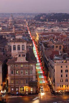 Via del Corso - Rome, Lazio, Italy