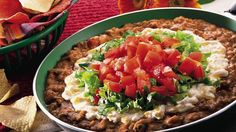 Make a quick-cook, easy-dip ground beef meal.