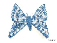 Crochet piccolo centrino centrino uncinetto di CreArtebyPatty