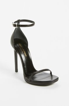 Saint Laurent 'Jane' Sandal