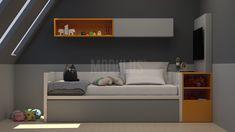 #Dormitorios #Diseños #Kids