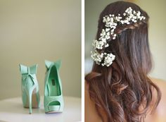 Photgraphy by Andre Teixeira, BrancoPrata Wedding Planning, Wedding Ideas, Wedding Shoes, Real Weddings, Wedding Hairstyles, Make Up, Hair Styles, Wedding Things, Shades