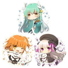Anime Chibi, Kawaii Anime, Anime Art, Fate Zero, Fate Stay Night, Illustration Girl, Girl Illustrations, Fate Anime Series, Best Waifu