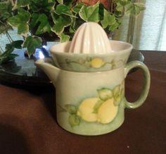 Luxury Vintage Lemon Squeezer
