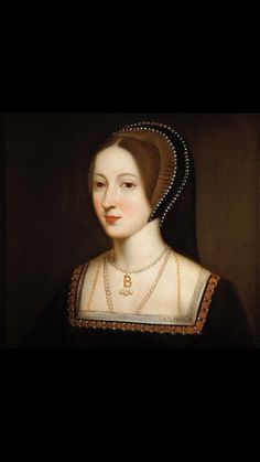 This is my favorite portrait of Anne Boleyn Anne Boleyn Death, Tudor Rose Tattoos, Natalie Dormer Anne Boleyn, Enrique Viii, The Tudors Tv Show, Tudor Dress, Katherine Howard, Musical Hair, Tudor Costumes
