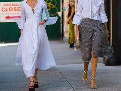 The #1 Fall Skirt Style That Flatters All Body Types via @WhoWhatWear