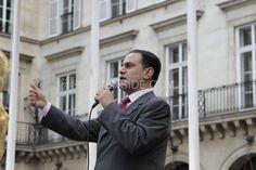 Paris : Défilé de l'Action française en hommage à Jeanne d'Arc - Politique - via Citizenside France. Copyright : Christophe BONNET - Agence73Bis