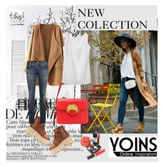 """""""Yoins 2"""" by aida-1999 ❤ liked on Polyvore featuring moda e Chanel"""