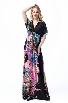 7c71cdb03f22 ... Plus Size Long Lace Dress. FashionMaxi dresses · Ravishing Short Sleeve  V-Neck Maxi Dress