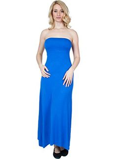 Womens Agiato 2in1 Maxi Dress Blue XLarge -- See this great product.(This is an Amazon affiliate link and I receive a commission for the sales) #FashionDresses