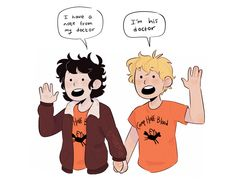 """turtletoria-art: """" i've wanted to draw these demidorks ever since i read the first Trials of Apollo book like 2 summers ago klahdsfkjasd anyway, here they are now! Percy Jackson Ships, Percy Jackson Fan Art, Percy Jackson Memes, Percy Jackson Books, Percy Jackson Fandom, Magnus Chase, Percabeth, Solangelo, Fandoms"""
