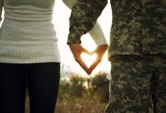 Military love.