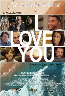 I Love You (2014) Poster