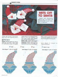 Hats Off to Santa