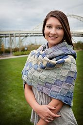 Ravelry: Three Pointed Love pattern by Cheri Clark