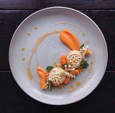 ジャンクフードが3つ星レストランの高級料理に大変身。盛り付け方でここまで変わる