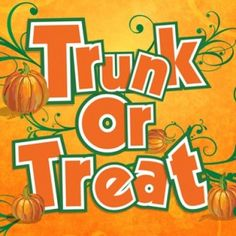 2016 Trunk or Treat Fall Festival PARTY Kids Vlog