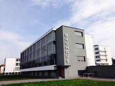 Bauhaus, Dessau, 2015 (Photo: Mathias Jahn)