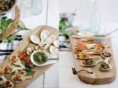 ¿Cómo hacer cucharas de pan comestibles para presentar tus aperitivos o postres? Un video que te muestra una técnica de cocina fácil y muy versátil.