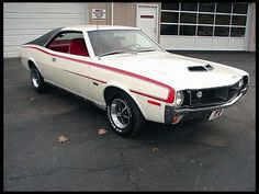 1970 AMC Javelin SST Coupe  390/325 HP