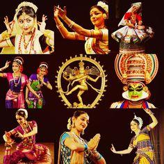 All eight forms of Indian Classical dance : Sattriya, Mohiniyattam, Manipuri, Kuchipudi, Kathakali, Bharatanatyam, Kathak, and Odissi
