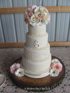 A Modern Day Cake