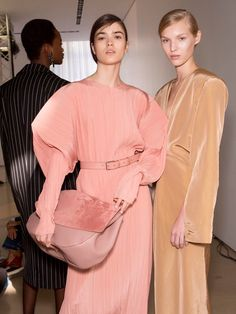 The Fashion of His Love - Jil Sander S/S 2017 Backstage                                                                                                                                                                                 More