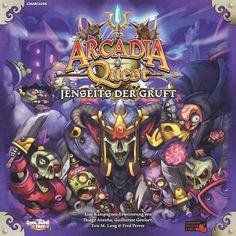 Arcadia Quest - Jenseits der Gruft