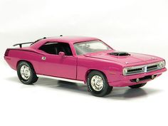 1970 Plymouth CUDA HEMI Dodge MOPAR Ertl 1:18 Scale DieCast Model MUSCLE CAR