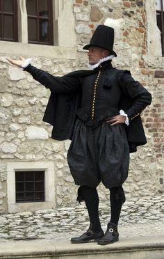 Tailor's - Catany, Spanish Don, part 1 Elizabethan Costume, Renaissance Costume, Renaissance Clothing, Renaissance Fashion, 16th Century Fashion, 17th Century Clothing, Historical Costume, Historical Clothing, Spanish Costume