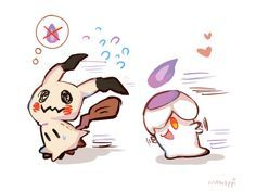 Image result for evolution Mimikyu