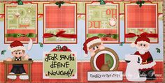 Precious Memories by Julie: Dear Santa....Define Naughty