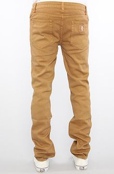 The Juvee Pants in Tobacco by Obey