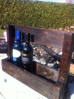 wine rack.....pallets