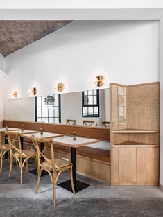 News and Trends from Best Interior Designers Arround the World Coffee Shop Interior Design, Italian Interior Design, Restaurant Interior Design, Top Interior Designers, Cafe Design, Design Design, Bakery Design, Design Hotel, Design Trends