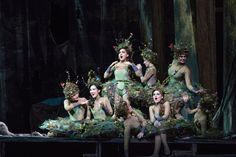 """A scene from """"Rusalka,"""" at the Metropolitan Opera. Credit Sara Krulwich/The New York Times"""