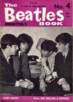 theswinginsixties:  The Beatles Book - monthly publication, July 1963.