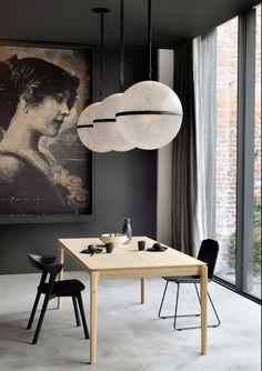 ATELIER RUE VERTE , le blog: Belgique / Le nouveau loft-showroom Ethnicraft /
