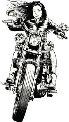 Biker Chick Vector × – The most effective motorbike – # Biker Chick Vector Female Motorcycle Riders, Motorcycle Tattoos, Motorcycle Art, Bike Art, Motorcycle Birthday, Women Motorcycle, Lady Biker, Biker Girl, Transférer Des Photos