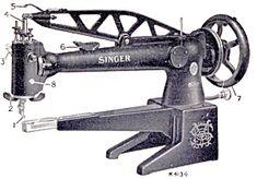 Singer 29K60 manual