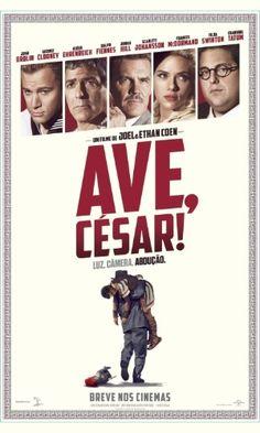 """""""AVE, CÉSAR!"""" de Joel y Ethan Coen"""