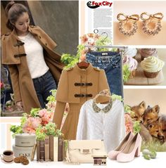 """""""Late Winter Morning"""" by seemstobe ❤ liked on Polyvore"""